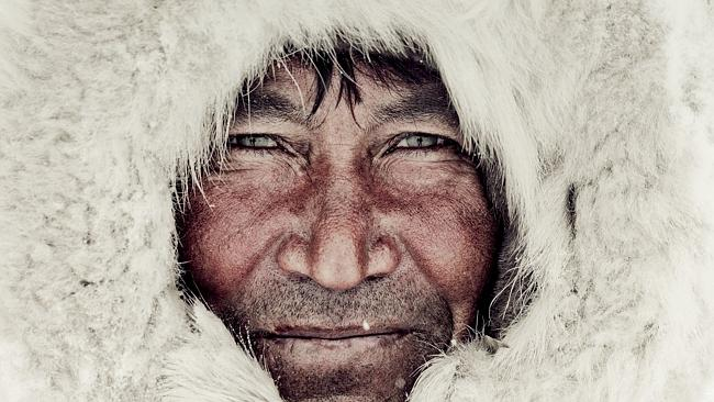 The Tsaatan (reindeer people) of northern Mongolia are a nomadic tribe who depend on reindeer for nearly all aspects of their survival. Picture: Jimmy Nelson