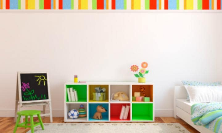 8 steps to a brilliant kid's bedroom
