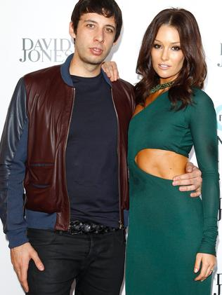 Erin McNaught and Elliott Gleave