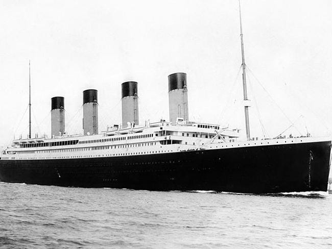 Titanic could vanish from seabed by 2030