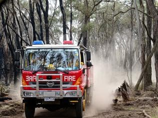 Lancefield Fires