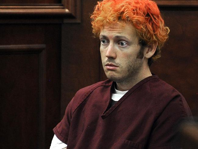 A judge sentenced Colorado theatre shooter James Holmes to life in prison without parole plus 3,318 consecutive years, after Holmes walked into a darkened auditorium on July 20, 2012 and opened fire killing 12 people, and wounding 70 more before his gun jammed.