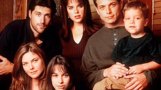 "Cast of TV program ""Party of Five"". /TV/programs/Titles/Party/of/Five"
