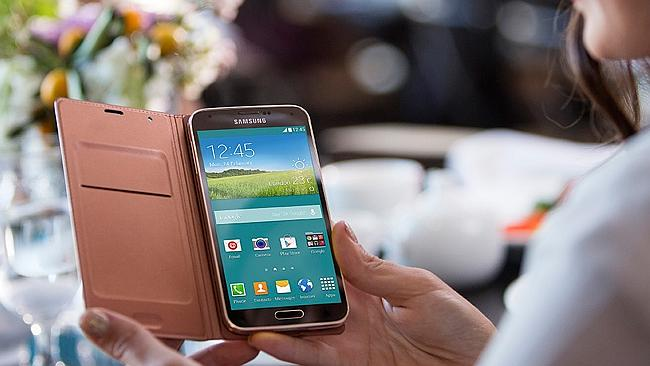 A range of accessories will also be launched alongside the Galaxy S5.
