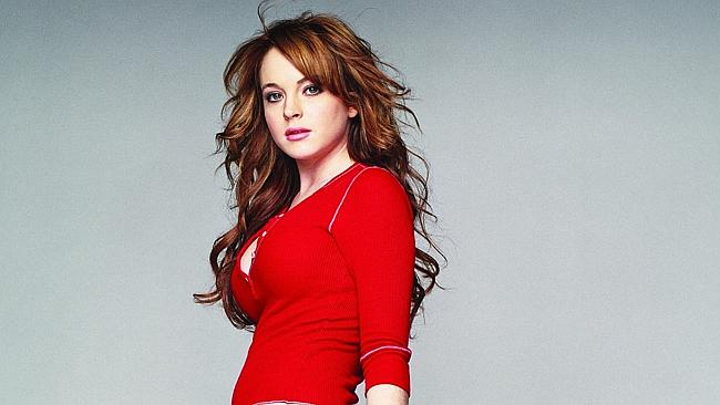 Fetch a new word ... Lindsay Lohan in Mean Girls.