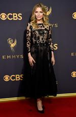 Michelle Pfeiffer attends the 69th Annual Primetime Emmy Awards at Microsoft Theater on September 17, 2017 in Los Angeles. Picture: Getty