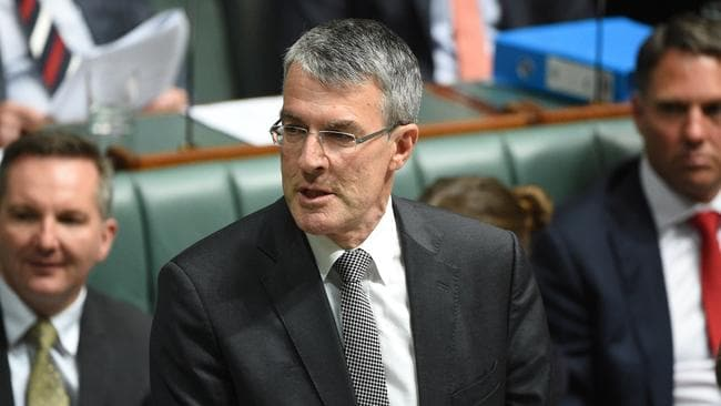 Shadow Attorney General Mark Dreyfus attacked Liberal MPs yesterday.