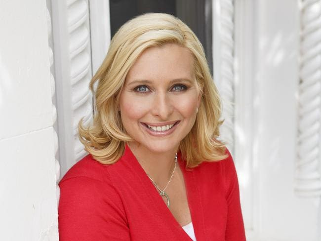Host of Better Homes and Gardens Johanna Griggs.