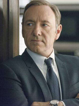 Kevin Spacey. Picture: Nathaniel Bell