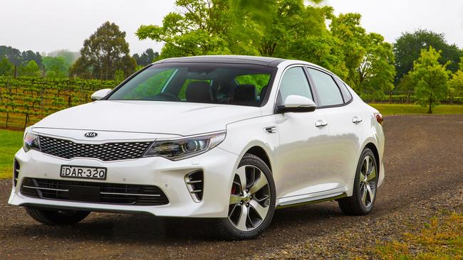 Kia sets the benchmark for new-car warranties with seven-year coverage. Pic: Supplied.