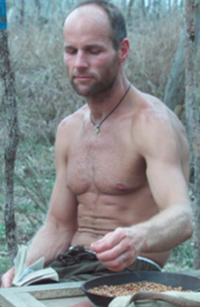 Contestant Michael Skupin from Survivor II: Australian Outback.