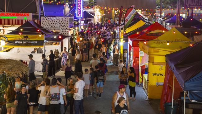 City Of Gold Coast Food Van Market