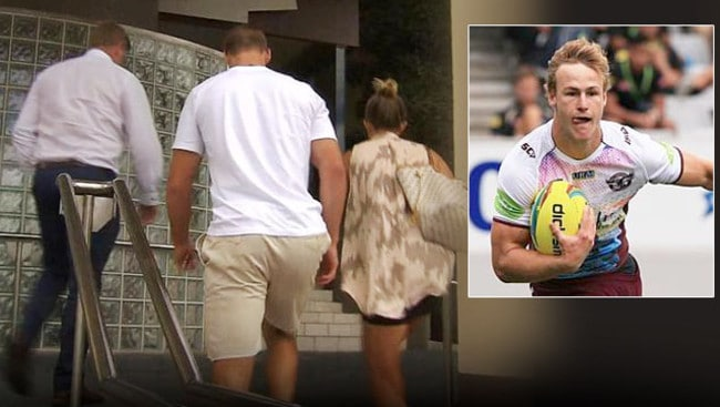 Daly Cherry Evans Meets With Cronulla Sharks As Club