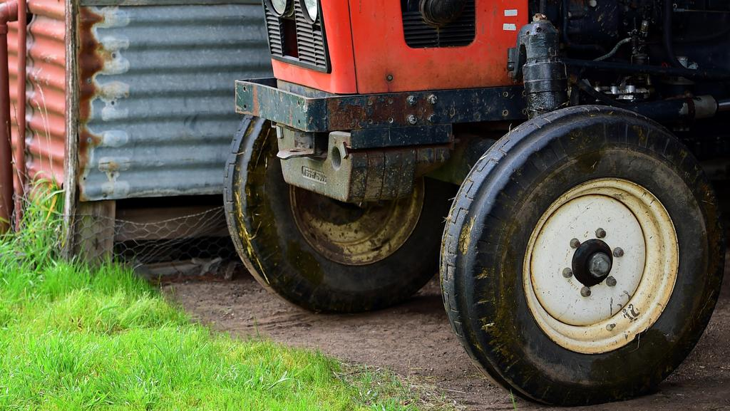 A man has died after an accident involving a tractor. Picture: file photo, Zoe Phillips