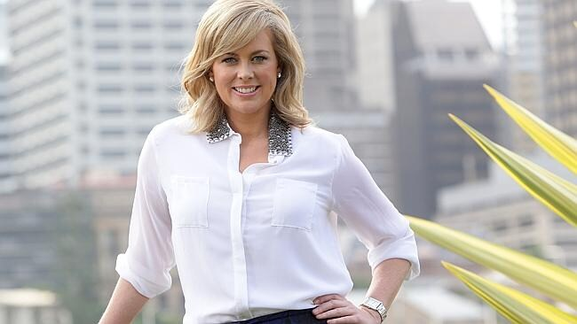 Samantha Armytage says she's dropped about 12kg since following her doctor's orders.