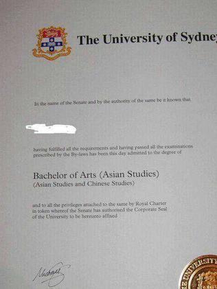Monash Uts Unsw Fraudsters Sell Fake University Degrees