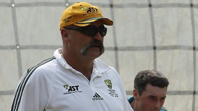 Merv Hughes is fired up ahead of this summer's Ashes series.