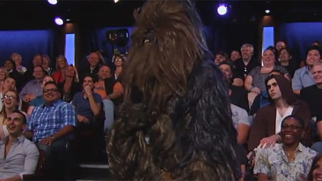 Ford chewie
