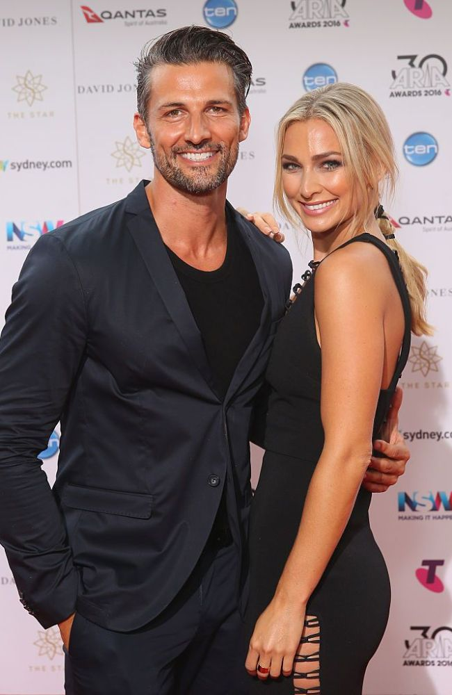 Tim and Anna at this year's ARIA Awards