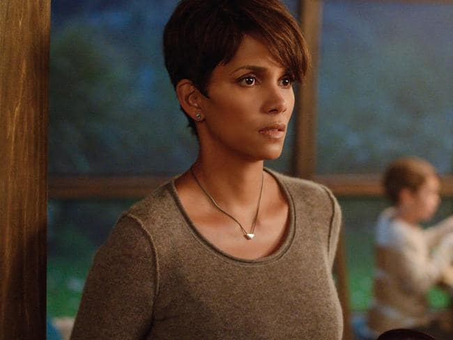 Returned to earth ... Halle Berry in Extant.