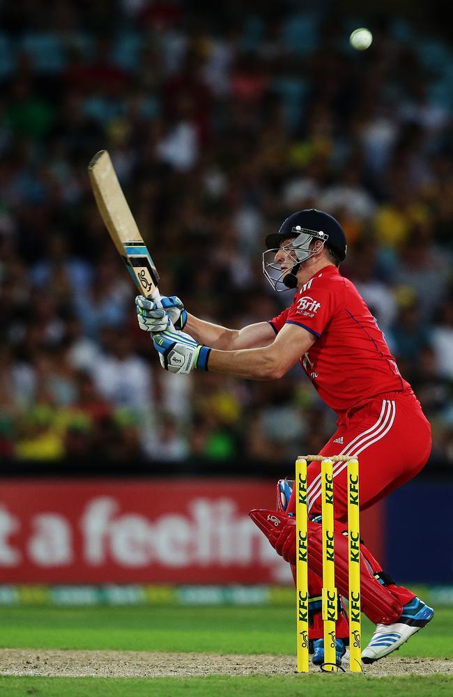 Wicketkeeper-batsman Jos Buttler's destructive power hitting has seen him likened to Adam Gilchrist.
