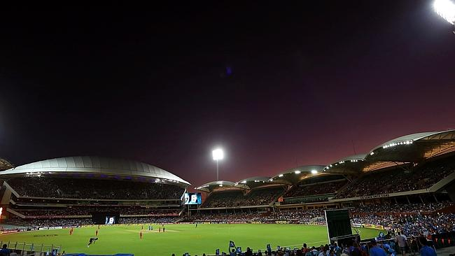 Adelaide Oval is to host the final ODI between England and Australia on Sunday.