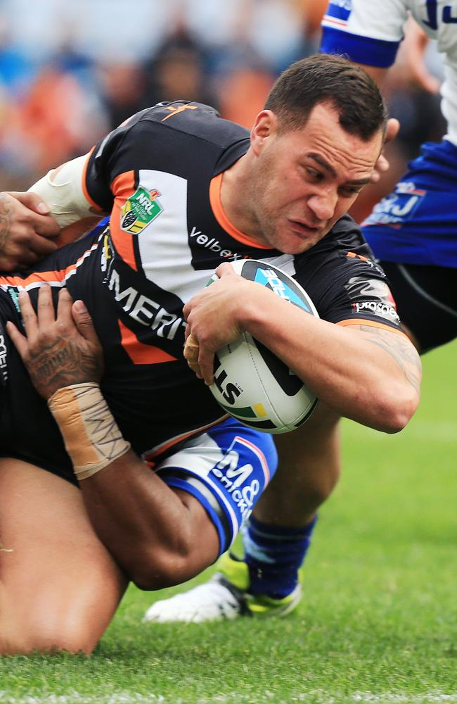 Bodene Thompson is out for two weeks. Picture: Mark Evans
