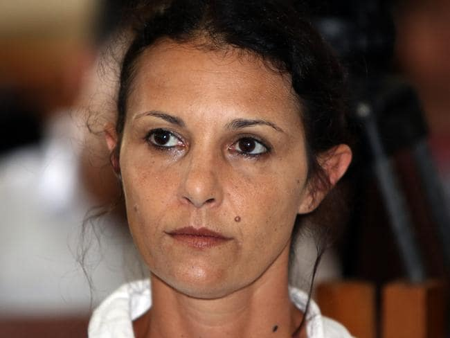 Byron Bay mum-of-two Sara Connor was sentenced to four years jail. An Indonesian law expert said she would be 'ill-advised' to appeal. Picture: Roni Bintang / AAP