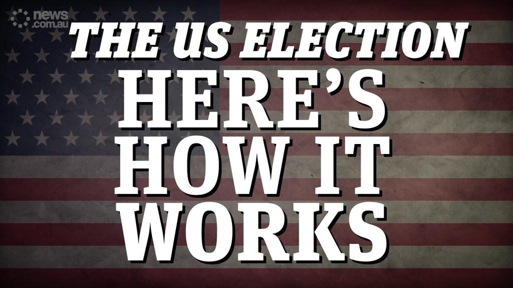 How The Electoral College Works Us Election 2016
