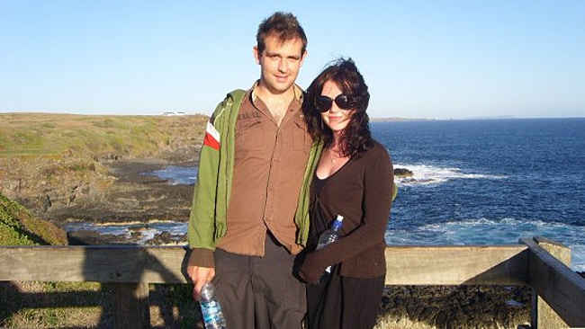 Jill and Tom Meagher