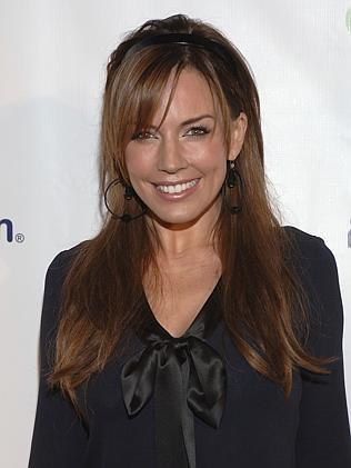 Actress Krista Allen, who met Clooney on the set of his film, 'Confessions of a Dangerous Mind' was Clooney's next love interest. The paire were on-and-off-again from 2002-2006. Picture: AP