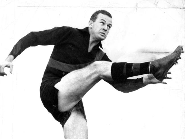 Coleman went on to coach Essendon.