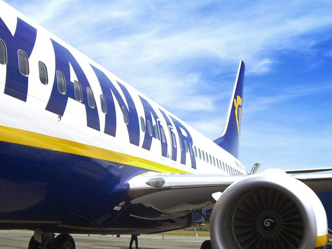 It's a Ryanair affair. Picture: Mikelo/Flickr