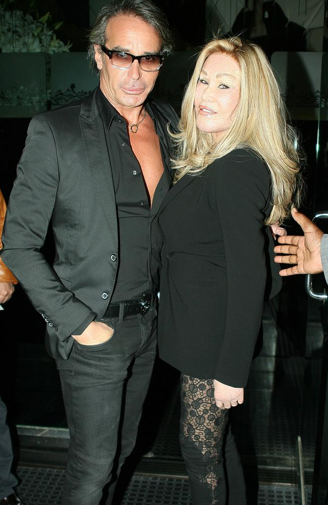 Jocelyn Wildenstein 'arrested for slashing boyfriend in ...