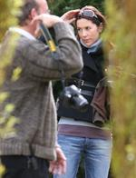 <p>Princess Mary at Zoodoo near Richmond today Pic. Kochanowski Raoul</p>