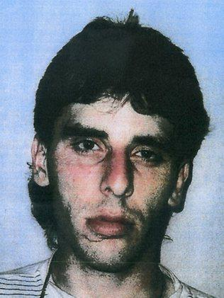 Mark McConville who was convicted, then acquitted of the brutal Abbey slayings. Picture: HWT library