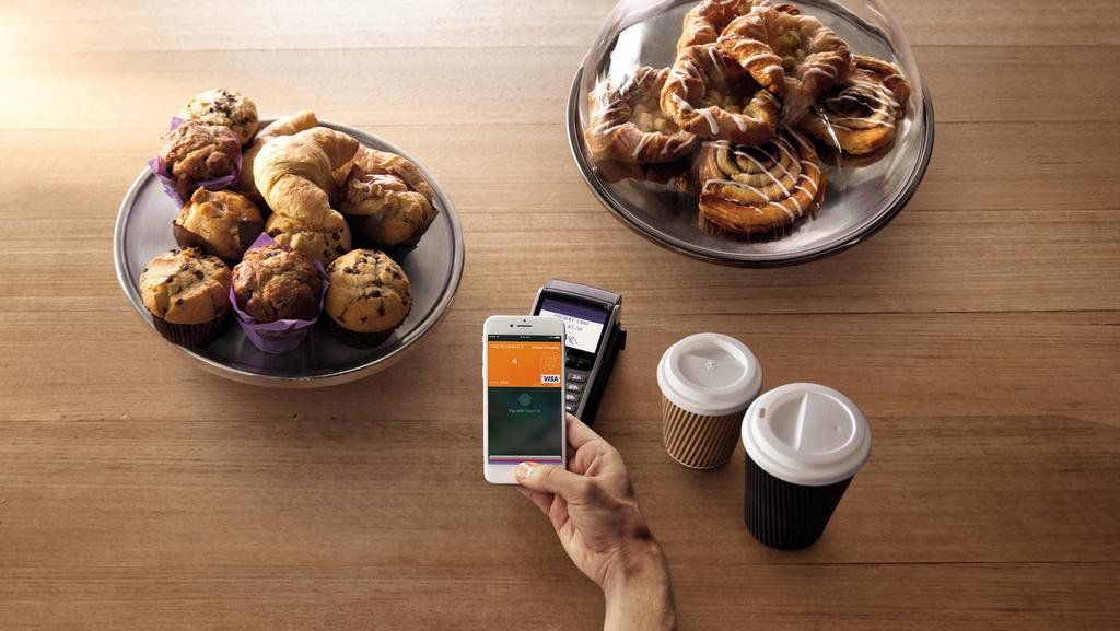 More major banks are showing support for smartphone payment technology, but they're not all on board yet. Picture: Supplied.