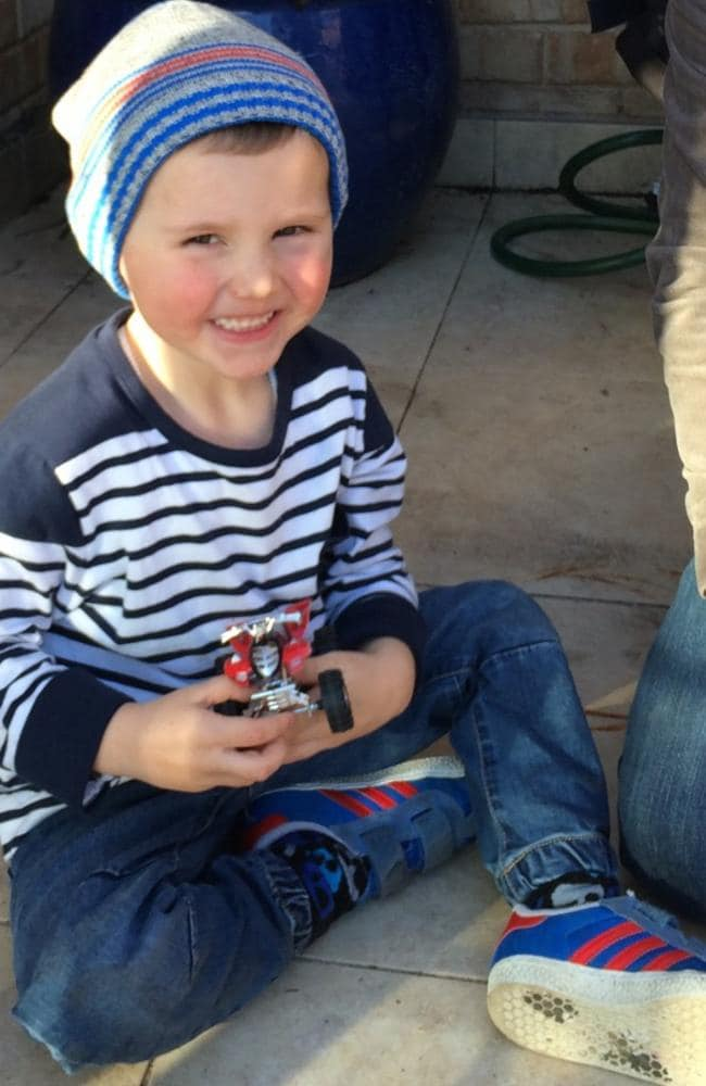 William Tyrrell disappeared on September 12, 2014, aged just three.