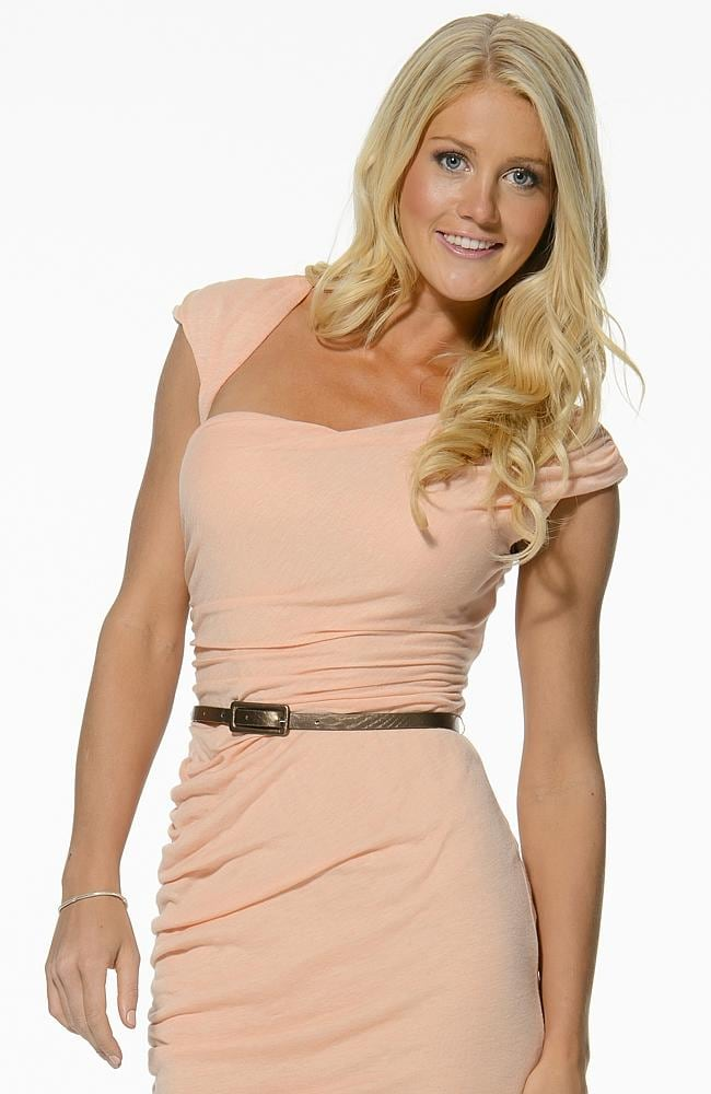The Bachelor contestant Ali. Picture: Supplied
