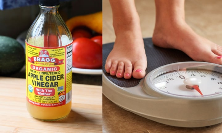 Is Apple cider vinegar really a 'miracle cure' for losing weight?