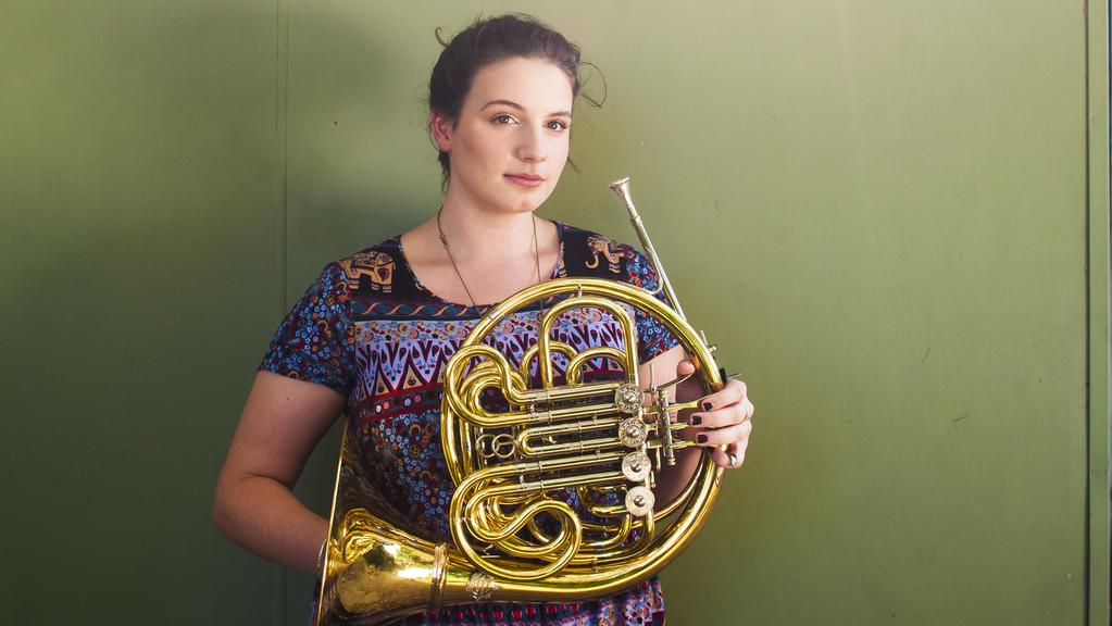 French horn player Eve McEwen to perform in Sydney Youth ...