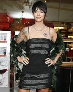 <p>Ruby Rose at the Vodafone store opening at Crown in Melbourne.</p>