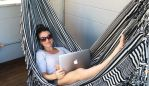 Destined to live in a hammock your whole life? No need, says Stefanie.