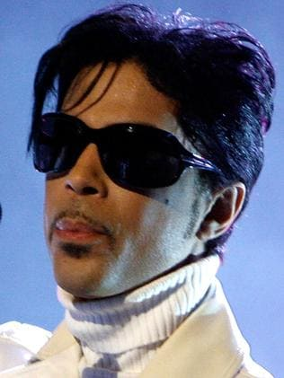 Singer Prince converted to become a Jehovah's Witness. Picture: Getty