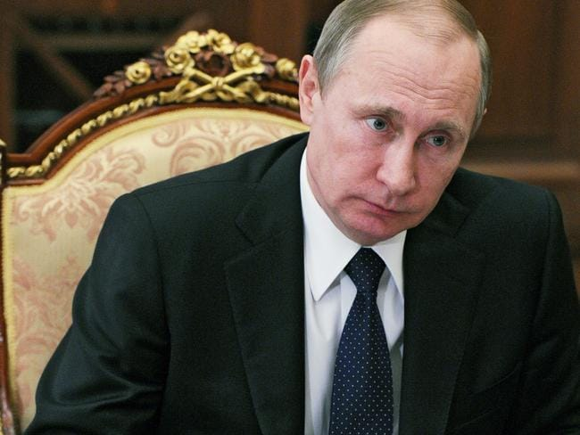 Can Russian President Vladimir Putin fix it?