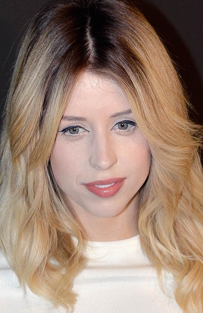 Peaches Geldof died last month from a suspected heroin overdose.