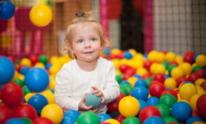 Study finds filthy ball pits filled with deadly bacteria