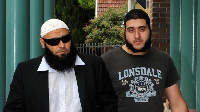 Sharia Law Case where Christian Martinex was lashed 40 times for consuming drugsd and alcohol. (L to R) Wassim Fayed and Zakaryah Raad.