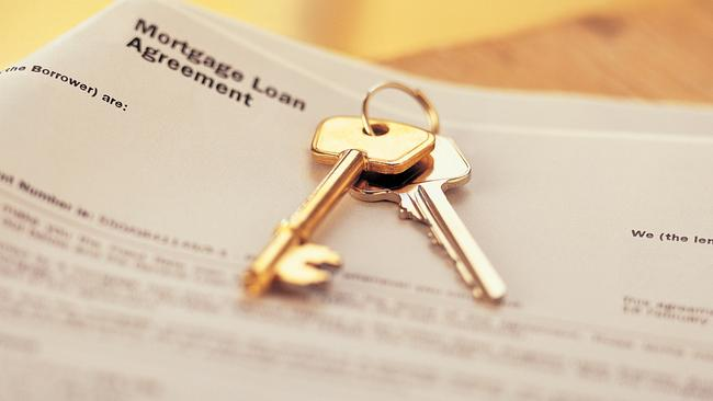 Falling behind ... Not all buyers keep on top of their agreed repayments. Picture: Thinkstock.