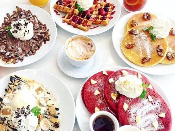 America's most Instagrammed eatery